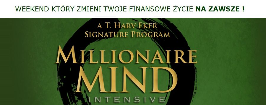 Milionaire Mind Intensive